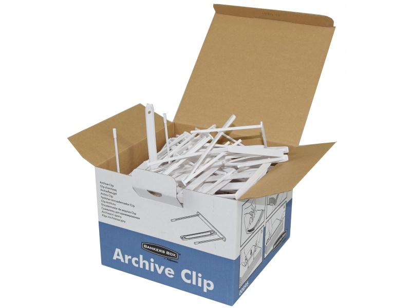 DATA BOX – klipsy archiwizacyjne